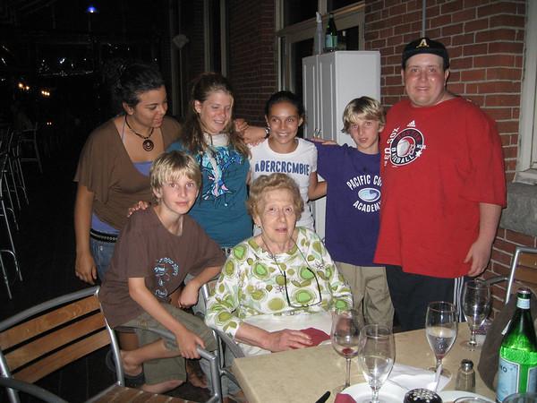 08 Betty Ann's 77th  Birthday