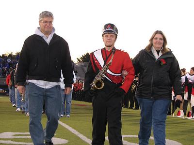 '08 CHS Band Parent Night