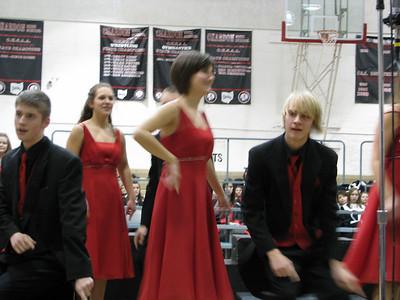 '08 Chardon High Holiday Concert