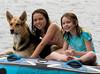 Zoe, Rowan, Grace