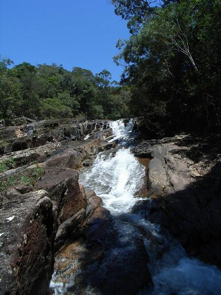 Crystal Ck Falls
