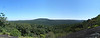 Panorama from Wilfred's Lookout