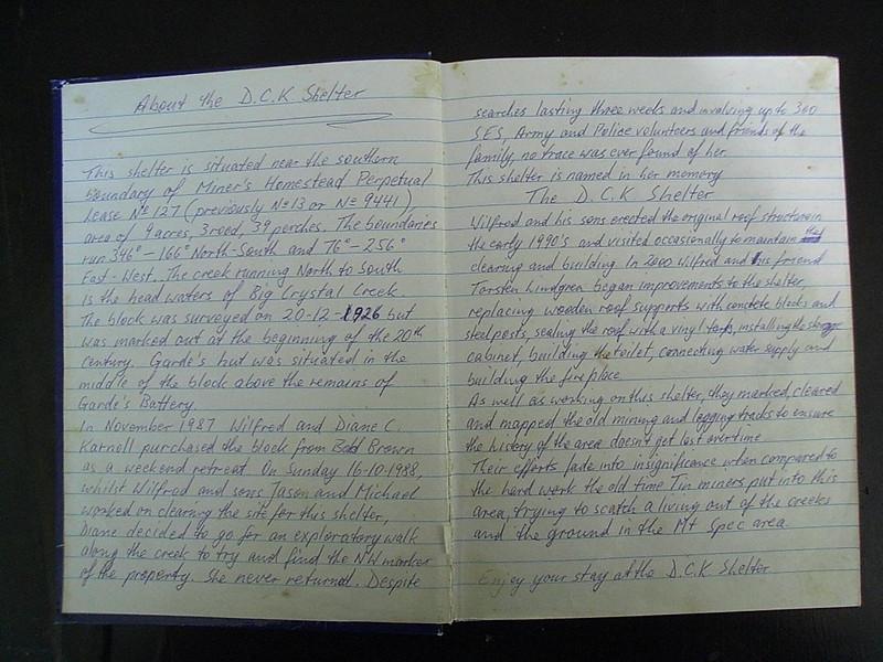 DCK Shelter story
