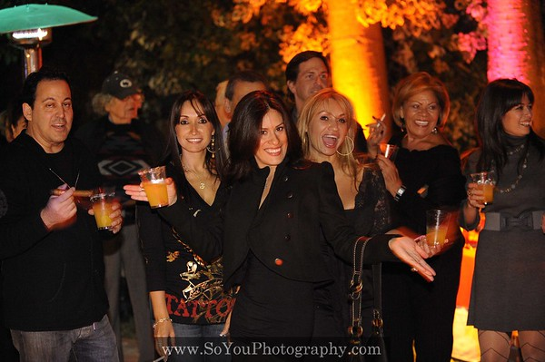 2008-11-21, Private Party in Encino Ca, Part 1,  ATTENDEES