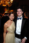 NEW YORK-OCTOBER 4: Amy Sodha, Walton Ward attend 11th Annual October Ball to Support The Catholic Big Sisters & Big Brothers of New York at The Racquet & Tennis Club, 370 Park Avenue, New York City on Saturday, October 4, 2008 (Photo Credit: Christopher London/ManhattanSociety.com)
