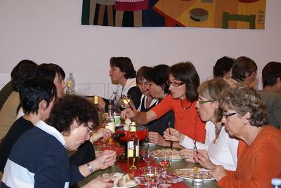 16.12.2008 - Weihnachtsfeier Fitnessriege