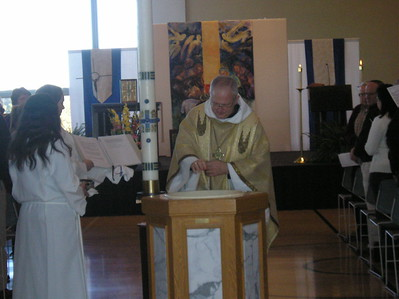2008-01 Trading Places - Pastor Exchange with Sister Parish