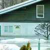 Citizen photo by David Mah Nechako River water levels rose 3-4 feet Saturday night causing more problems for houses on Pulpmill Road. 829 Pulpmill Road seen here has had no relief.