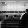 Laundromat.
