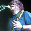Citizen photo by David Mah Seether lead singer Shaun Morgan performed to a full house at the CN Centre Monday night.