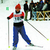 Citizen photo by Brent Braaten Liz Bennett in the solo women skis.