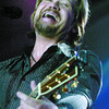 Citizen photo by David Mah Hiram, Georgia native Travis Tritt excited the crowd as soon as he appeared on stage at the CN Centre. The crowd was singing along to their favorite hits right away.