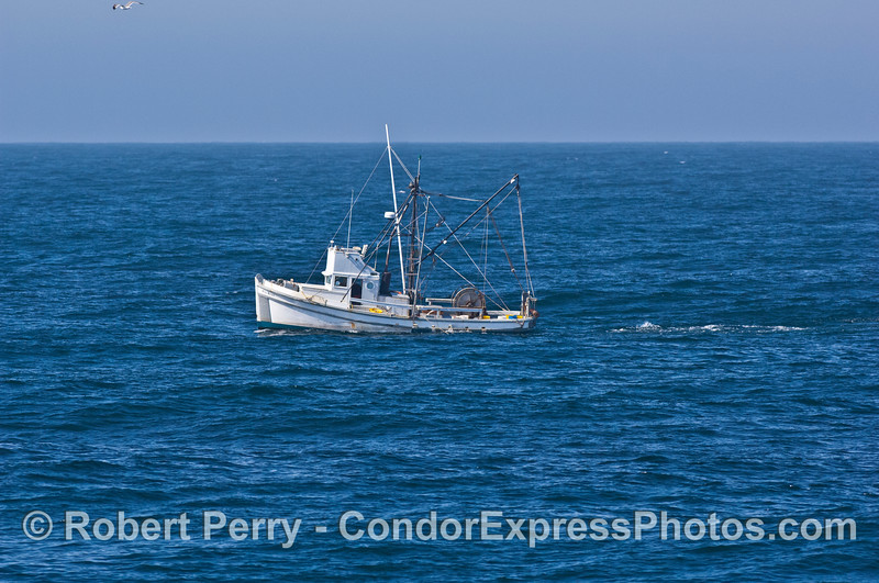 fishing vessel Six Brothers 2008 03-24 SB Channel -- 1103