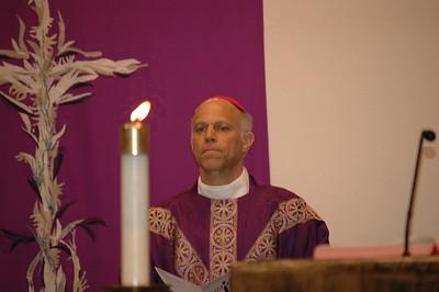 2008-03 Monday Night Mass