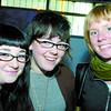 Citizen photo by Brent Braaten Roller girls Bryndis Ogmundson, Torie Beram and Marissa Balahura.