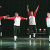 Citizen photo by Brent Braaten 'It Don't Matter', a tap number,  preformed by Senior Company.