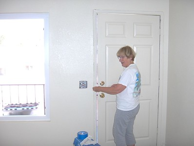 Apartment Painting - May 2008