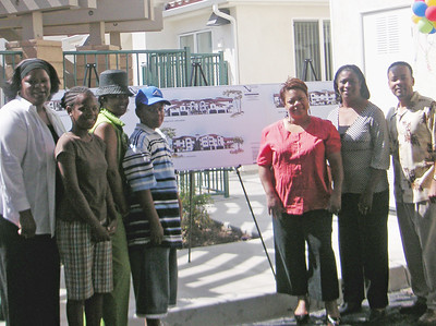 2008-07 La Mision Affordable Housing Grand Opening in Oceanside