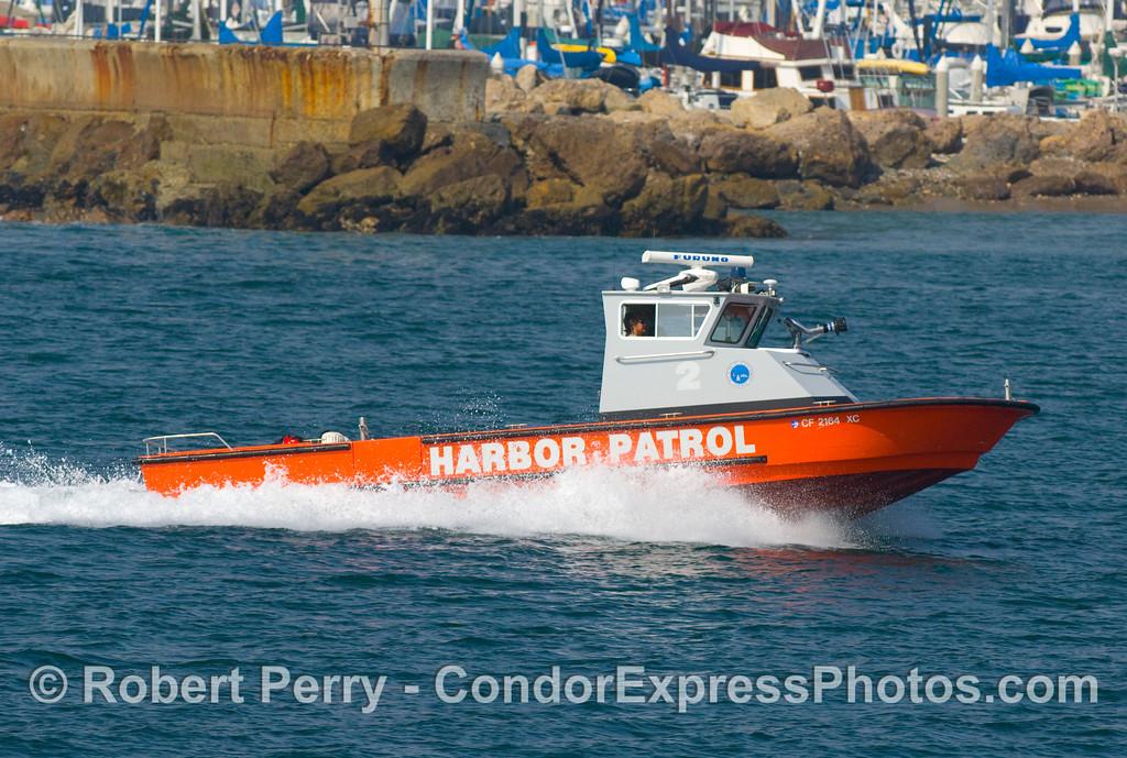 vessel Harbor Patrol Radon 2008 09-07- SB Harborl - 040