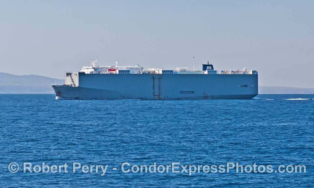 vessel Overseas Joyce car carrier 2008 10-12 SB Channel - 009