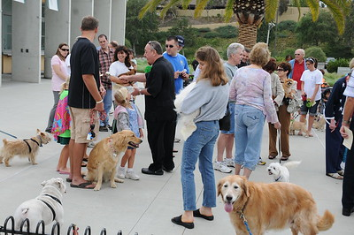 2008-10 Blessing of Animals 10-4-08