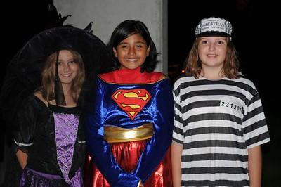 2008-10 P.U.S.H. Halloween Party