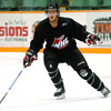 Citizen photo by Brent Braaten New Cougars defenceman Dallas Jackson.