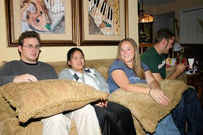 Eric, Min Hei, Brenna and Aaron