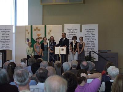 2008-11 Stewardship Month 2008