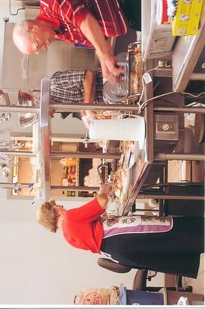 2008-11 Thanksgiving Dinner