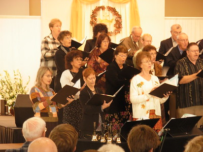 2008-11 With Thankful Hearts Concert