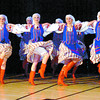 Citizen photo by David Mah The Yalenka Ukrainian Dancers performed at the Festival of Trees Saturday. There were three dances, each representating a different region of the Ukraine.