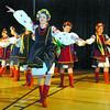 Citizen photo by David Mah Lineup of Yalenka Dancers.