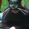Citizen photo by David Mah Bagheera, played by Sam Perrin, thinks about Shere Khan the Tiger.