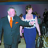 Citizen photo by Brent Braaten Mayor Colin Kinsley and his daughter Coleen Jones arrive at a roast to say goodbye to the mayor.