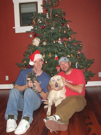 2008 Athena & Dan