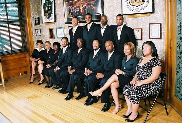 2008 Corporate Headquarters Staff Photos