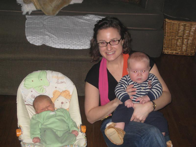 Natalie, Boone & Wyatt