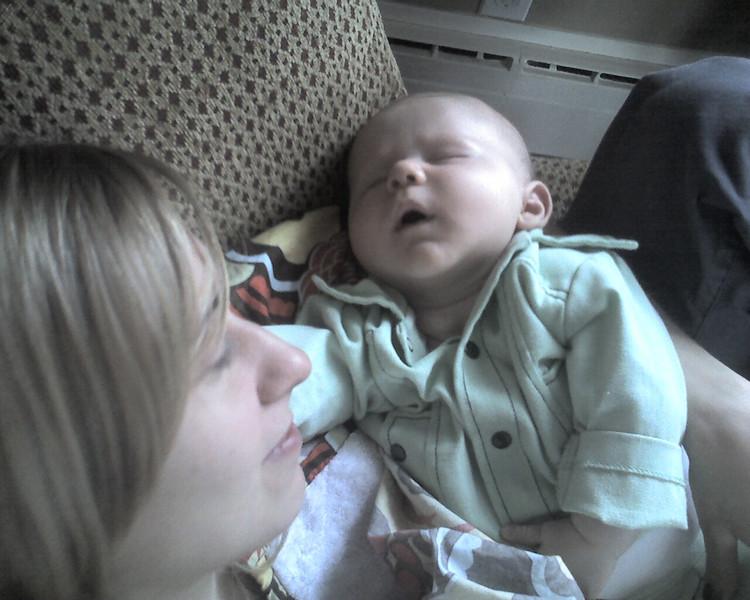 Sara & Boone