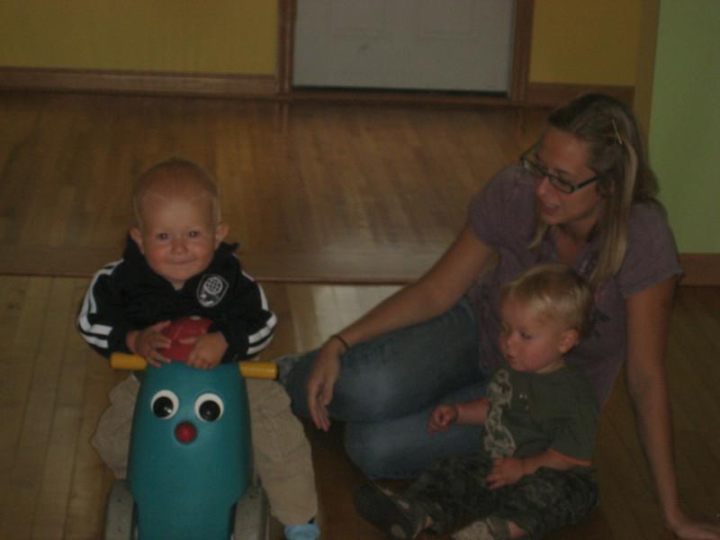 Boone, Sara & Wyatt