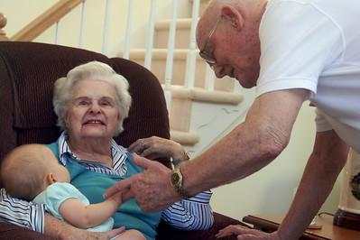 Anna's Great-Grandmom & Great-Granddad Craig