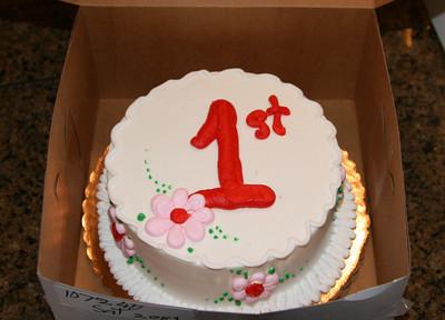 Cake #2 (white)