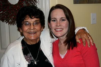Great-Grandma Helen & Mommy
