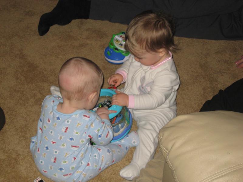 Wyatt & Addie