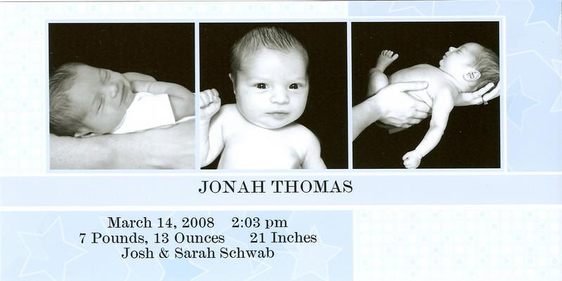 Jonah Thomas Schwab