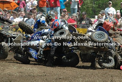 2008 Grand National Cross Country  Kids and 4 wheelers