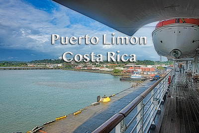 2008 01 07 | Puerto Limon
