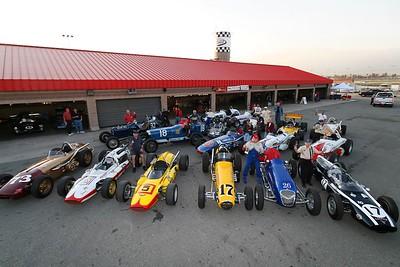2008 Historic Champ/Indy Car Association