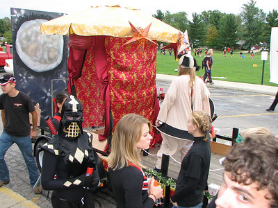 2008 Homecoming Parade & Pre-Game