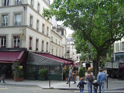 2008 - July Paris Scott's